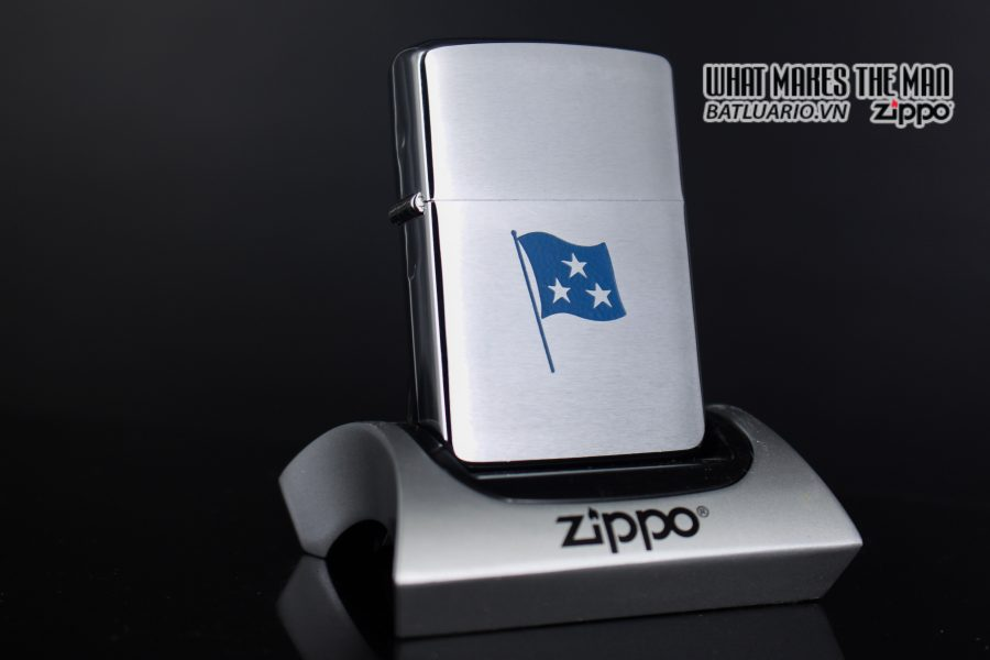 ZIPPO XƯA 1961 – ADMIRAL COMMANDER U.S. NAVY SIXTH FLEET PRESATION