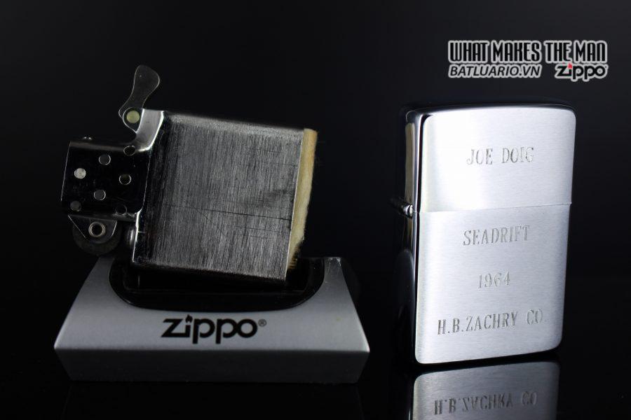 ZIPPO XƯA 1963 – JOE DOIG SEADRIFT 2