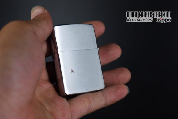 ZIPPO XƯA 1964 – BROWN MOONEY BUILDING MATERIALS 5