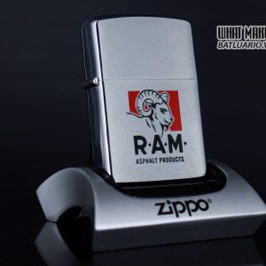 ZIPPO XƯA 1969 - RAM ASPHALT PRODUCTS