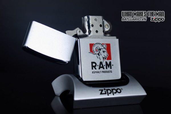 ZIPPO XƯA 1969 - RAM ASPHALT PRODUCTS 5