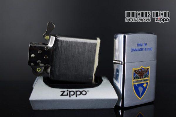 ZIPPO XƯA 1970 – U.S. SOUTHERN COMMAND PRESENTATION 2