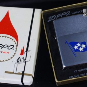 ZIPPO XƯA 1971 – ADMIRAL-COMMANDER IN CHIEF U.S. NAVAL FORCES EUROPE 1
