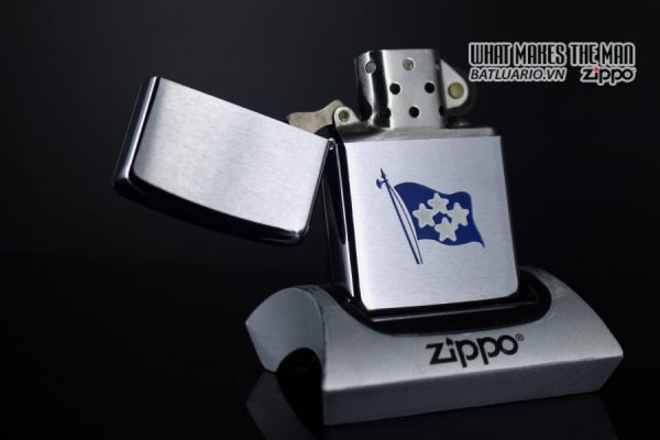 ZIPPO XƯA 1971 – ADMIRAL-COMMANDER IN CHIEF U.S. NAVAL FORCES EUROPE 5