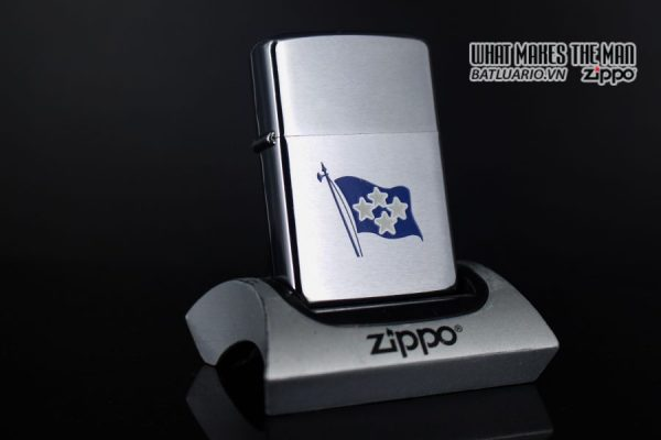 ZIPPO XƯA 1971 – ADMIRAL-COMMANDER IN CHIEF U.S. NAVAL FORCES EUROPE