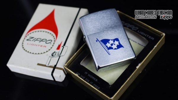 ZIPPO XƯA 1971 – ADMIRAL-COMMANDER IN CHIEF U.S. NAVAL FORCES EUROPE 8