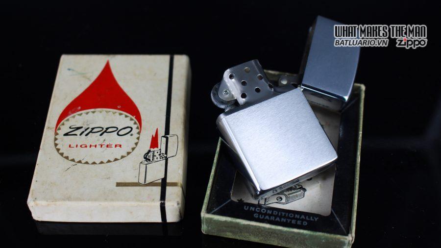 ZIPPO XƯA 1976 – C.B OPERATOR 7