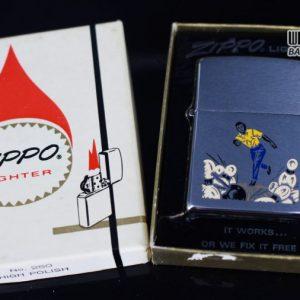 ZIPPO XƯA 1977 – BOWLING – SPORT SERIES 1