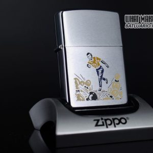 ZIPPO XƯA 1977 – BOWLING – SPORT SERIES