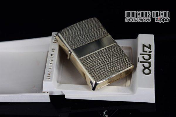 ZIPPO XƯA 1978 – MẠ VÀNG 22K – GOLD PLATE GOLDEN ELEGANCE 11