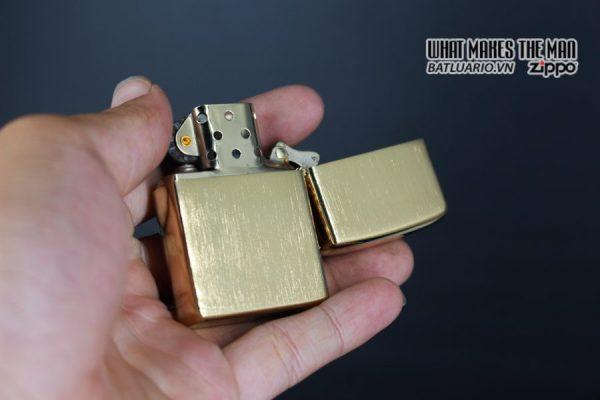 ZIPPO XƯA 1978 – MẠ VÀNG 22K – GOLD PLATE GOLDEN ELEGANCE 6
