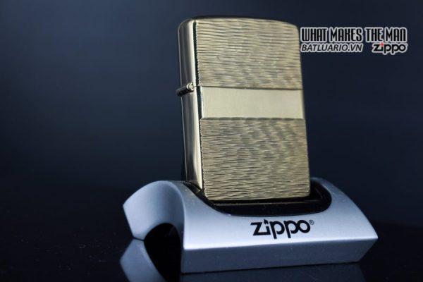 ZIPPO XƯA 1978 – MẠ VÀNG 22K – GOLD PLATE GOLDEN ELEGANCE