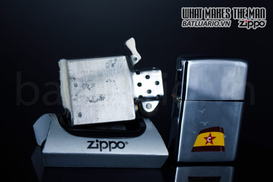ZIPPO 1974 – TOWN & COUNTRY 1