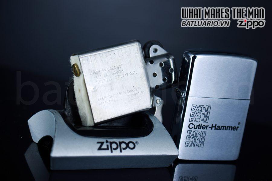 ZIPPO 1980 – CUTLER HAMMER 2