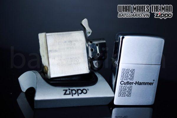 ZIPPO 1980 – CUTLER HAMMER 3