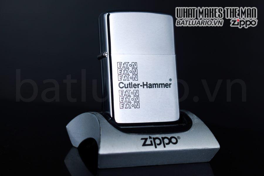 ZIPPO 1980 – CUTLER HAMMER