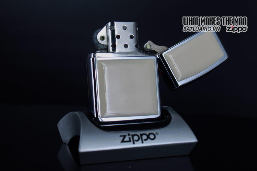 ZIPPO 1982 – IVORY ULTRALITES – LLOYD SCHOENHEIT TRUCKING 2