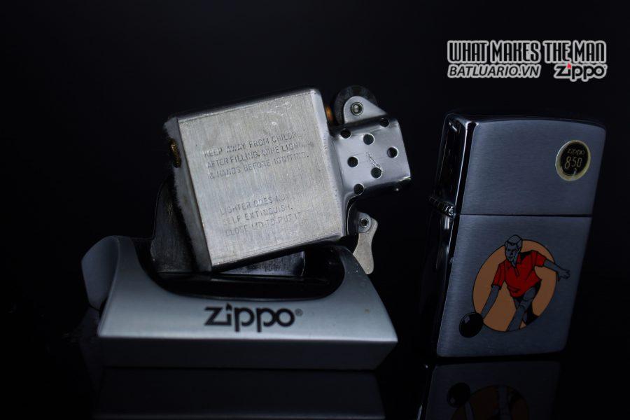 ZIPPO 1983 – BOWLING – SPORT SERIES 2