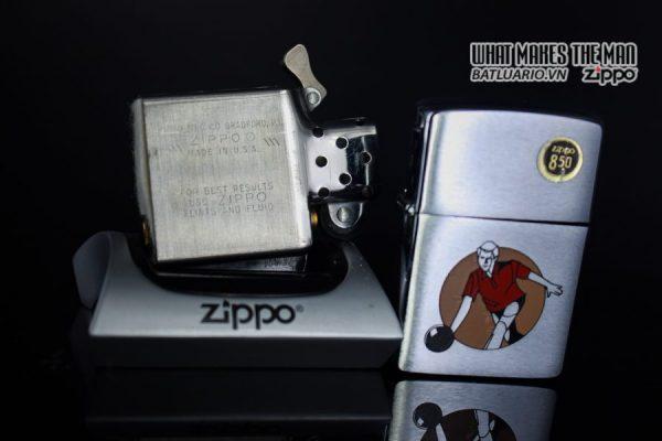 ZIPPO 1983 – BOWLING – SPORT SERIES 3