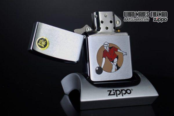 ZIPPO 1986 – BOWLING – SPORT SERIES 1