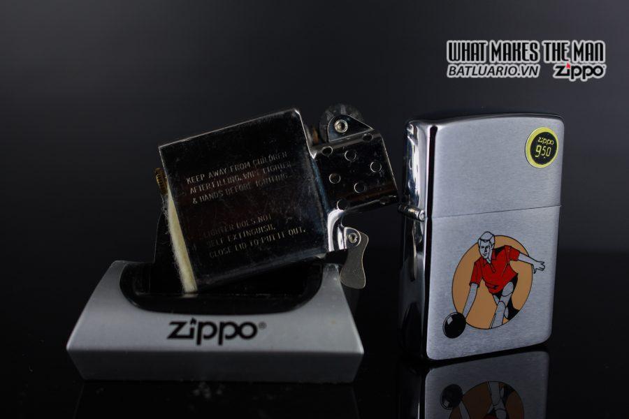 ZIPPO 1986 – BOWLING – SPORT SERIES 2