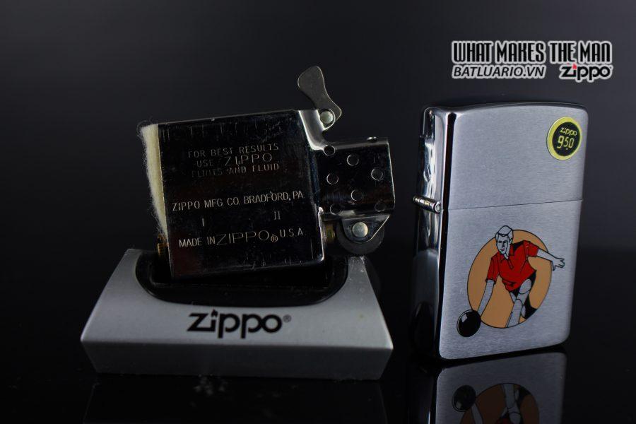 ZIPPO 1986 – BOWLING – SPORT SERIES 3