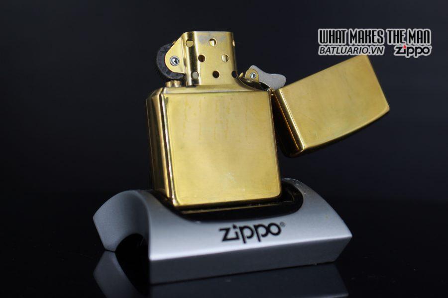 ZIPPO 2002 – CAMP DAVID 5