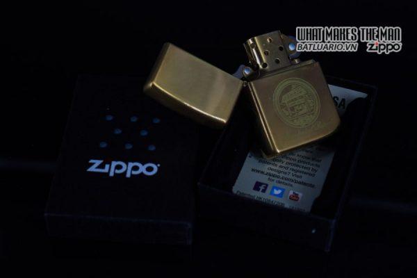 ZIPPO 2002 – CAMP DAVID 7