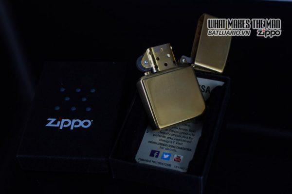 ZIPPO 2002 – CAMP DAVID 8
