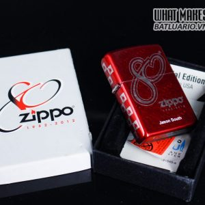 ZIPPO 80TH ANNIVERSARY – EMPLOYEE 1932-2012 - JASON SOUTH 1