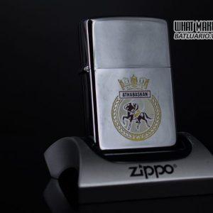 ZIPPO CANADA 1970S – ATHABASKAN
