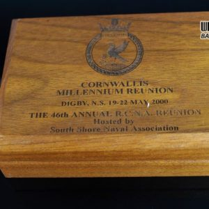 ZIPPO CANADA 1999 – CORNWALLIS MILLENNIUM REUNION 1