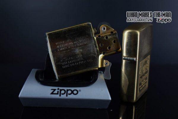 ZIPPO CHU NIÊN 1932 – 1990 – BUDWEISER 2