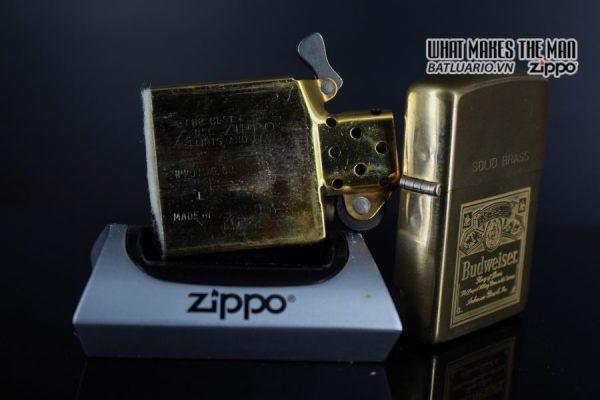 ZIPPO CHU NIÊN 1932 – 1990 – BUDWEISER 3