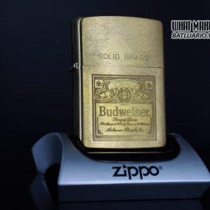 ZIPPO CHU NIÊN 1932 – 1990 – BUDWEISER