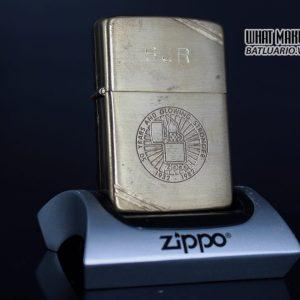 ZIPPO COMMEMORATIVE 1932-1982 – 50TH ANNIVERSARY – SJR