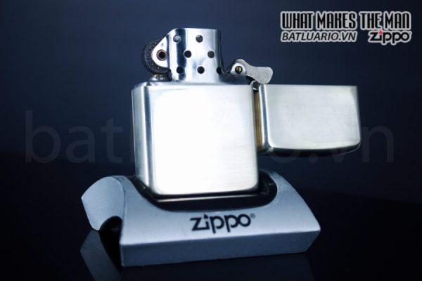 ZIPPO HIẾM – ZIPPO STERLING – BẠC KHỐI 1940S 10