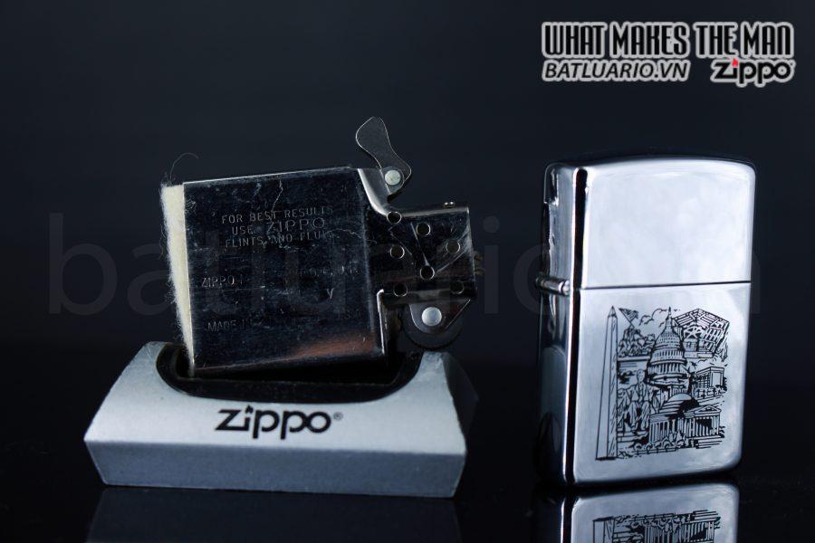 ZIPPO LA MÃ 1989 3