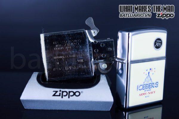 ZIPPO LA MÃ 1992 – ICEBERG OF SOHO 4