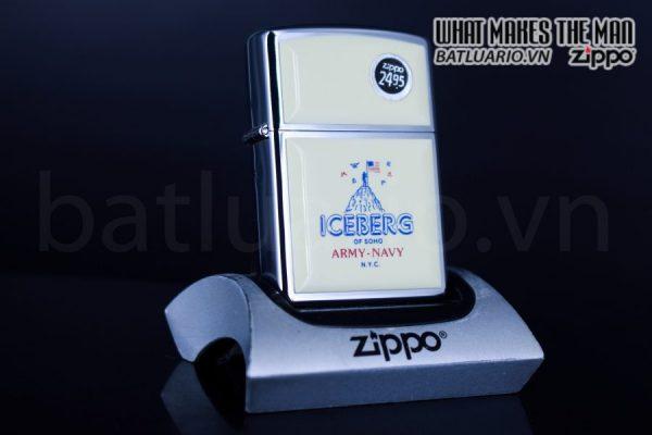 ZIPPO LA MÃ 1992 – ICEBERG OF SOHO
