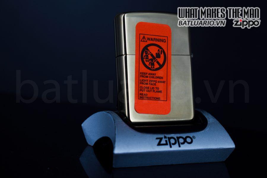 ZIPPO LA MÃ 1993 – O'DOUL'S BEER 5