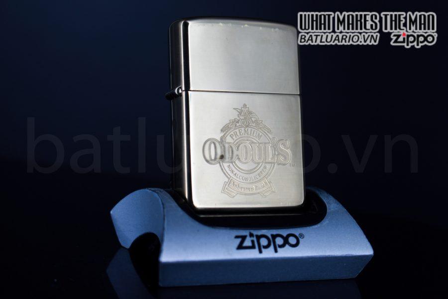 ZIPPO LA MÃ 1993 – O'DOUL'S BEER
