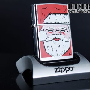 ZIPPO LA MÃ 1994 – MERRY CHRISTMAS – SANTA CLAUS