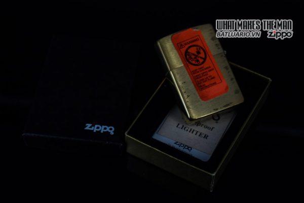 ZIPPO LA MÃ 1994 – SELECT TRADING CO. 1