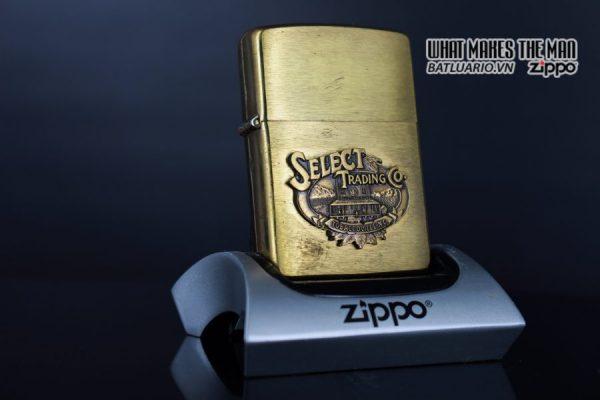 ZIPPO LA MÃ 1994 – SELECT TRADING CO.