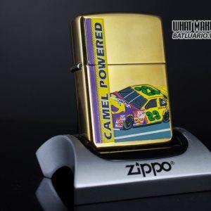 ZIPPO LA MÃ 1995 – CAMEL POWERED