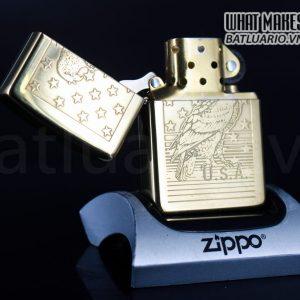 ZIPPO LA MÃ 1995 – EAGLE 1