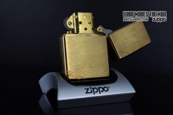 ZIPPO LA MÃ 1997 – VINTAGE REPLICA 1937 – TO GRANDAD WITH LOVE 5