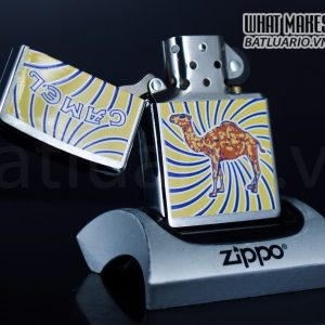 ZIPPO LA MÃ 1998 – CAMEL 1