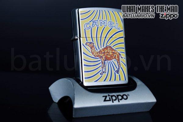 ZIPPO LA MÃ 1998 – CAMEL